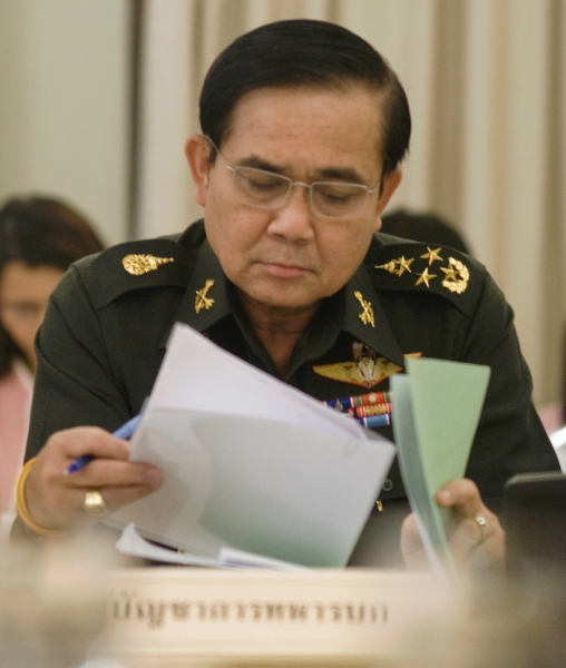 Prayut Chan-o-cha, Prime Minister of Thailand