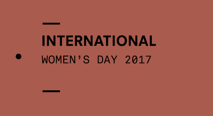 international womens day report cover