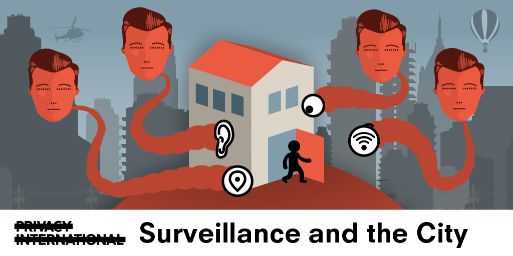 Surveillance and the City