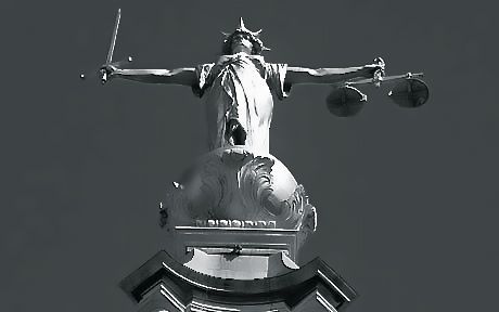 Lady Justice
