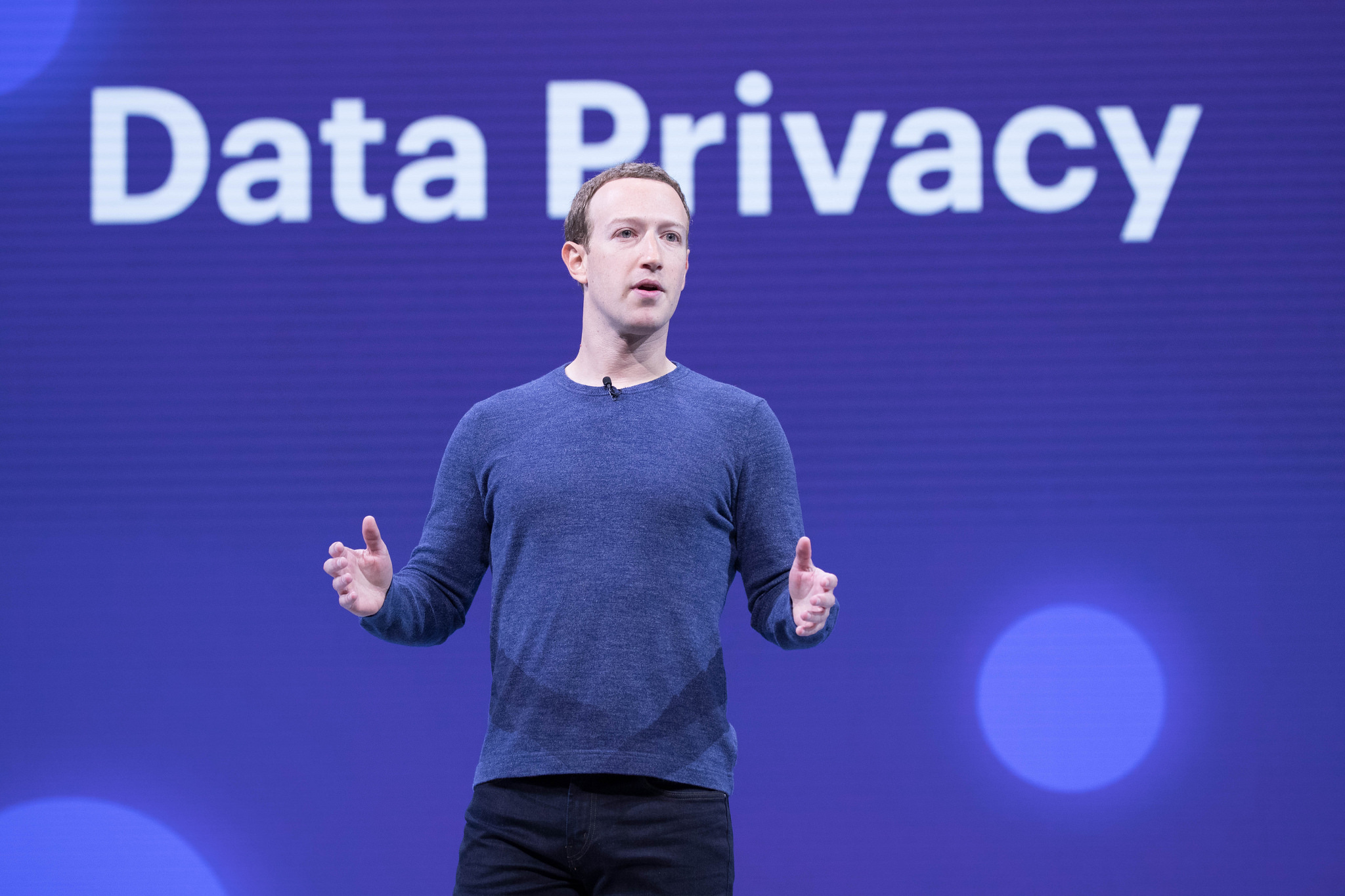 Mark Zuckerberg data privacy