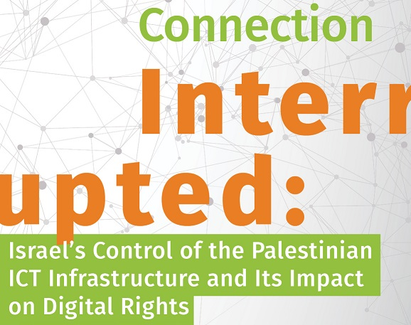 New Report Demands Digital Independence for Palestine