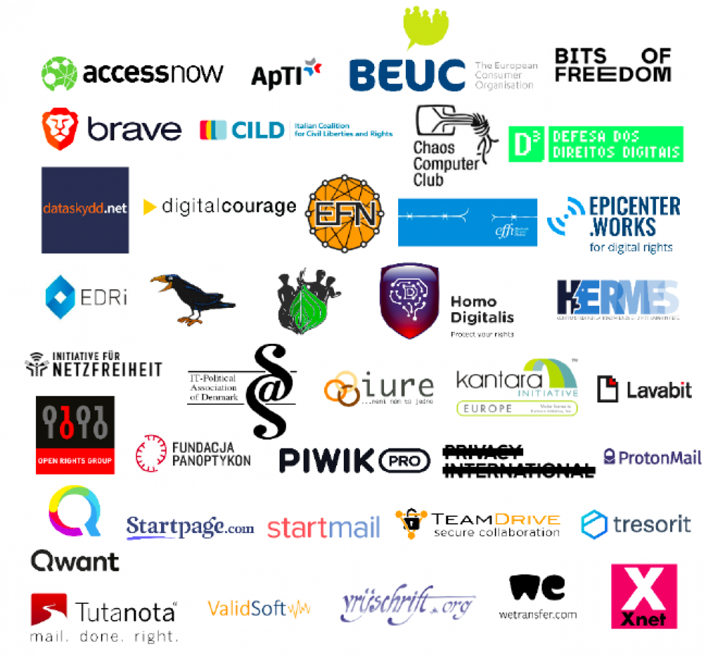 Consumer groups, NGOs and industry call jointly for the Council of the EU to advance ePrivacy reform