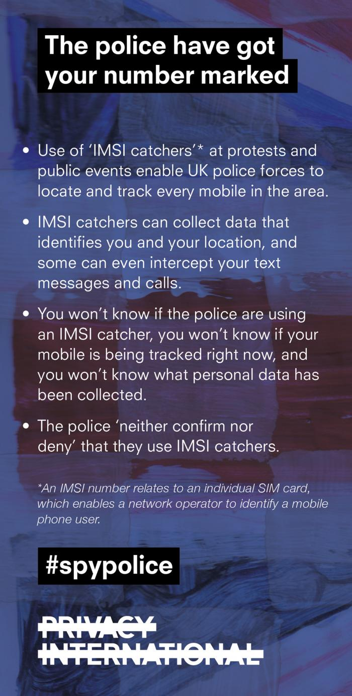 IMSI catchers