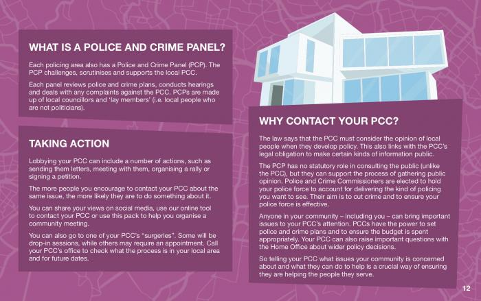 police and crime panels