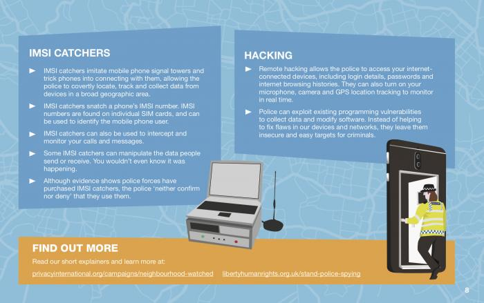 imsi catchers, hacking
