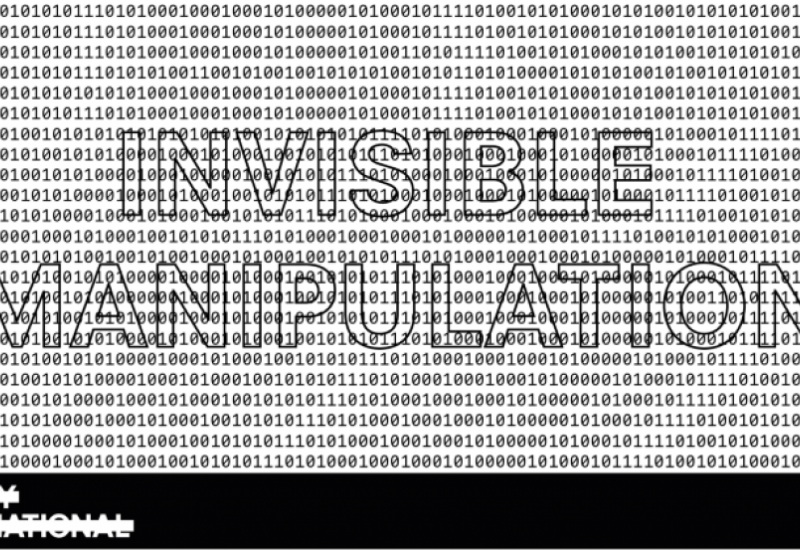Invisible Manipulation: 10 ways our data is being used against us