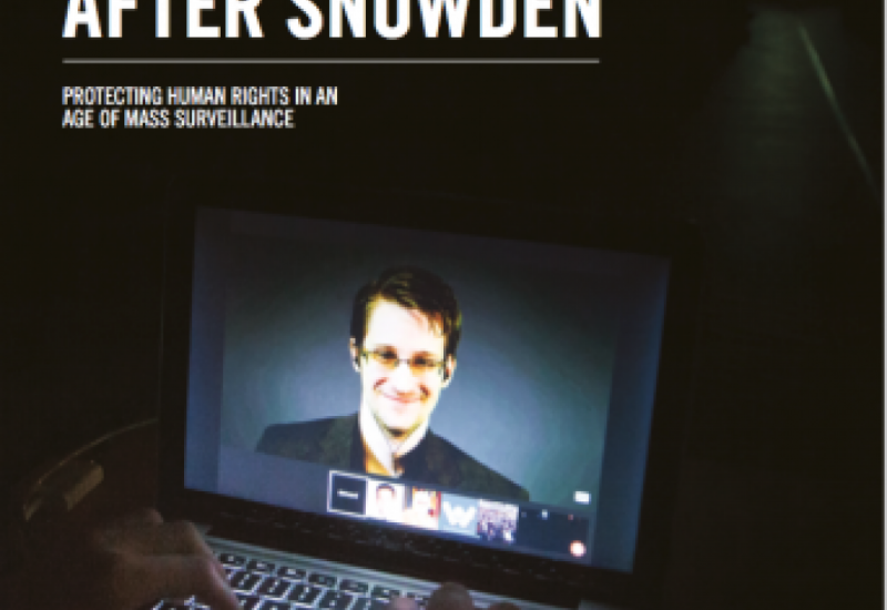Two years after Snowden: Protecting human rights in an age of mass surveillance