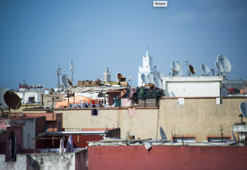 Stories of surveillance in Morocco