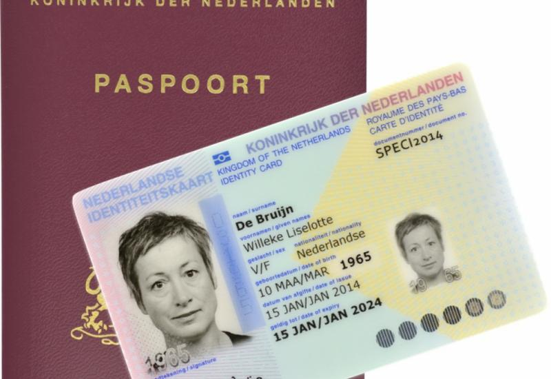 ID card and passport