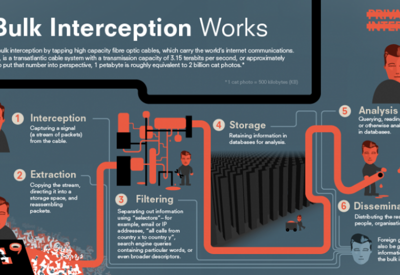 How bulk interception eyes