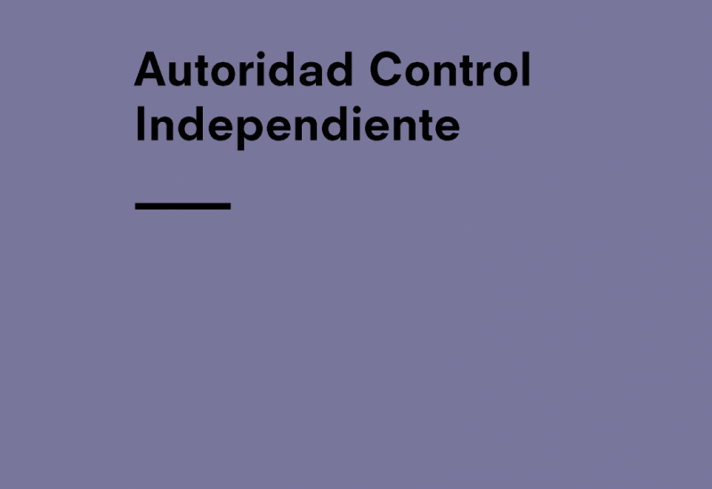 Autoridad Control Independiente