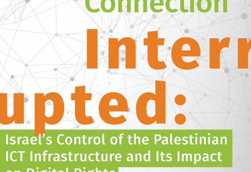 connect interrupted report cover Palestine ICT