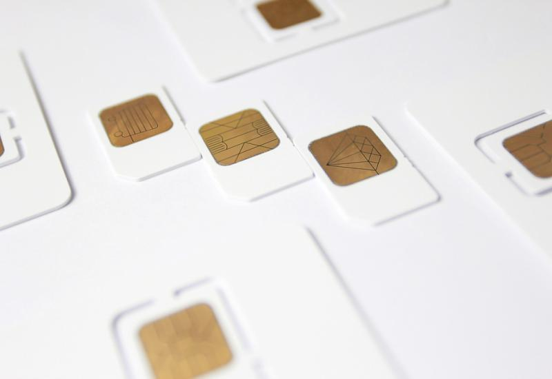 SIM card graphic