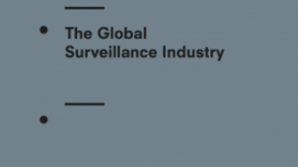 The Global Surveillance Industry