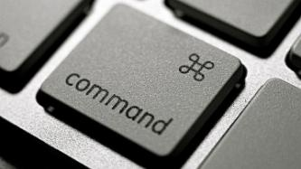 command button keyboard