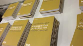 ICO publishes the Anonymisation Code of Practice
