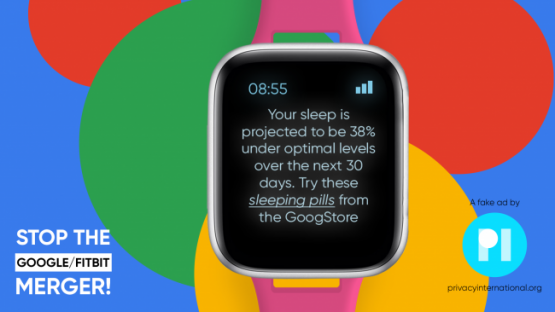 Googbit smartwatch graphic