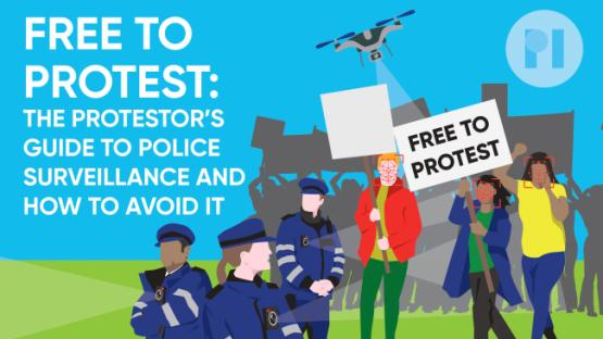 Free to Protest guide cover