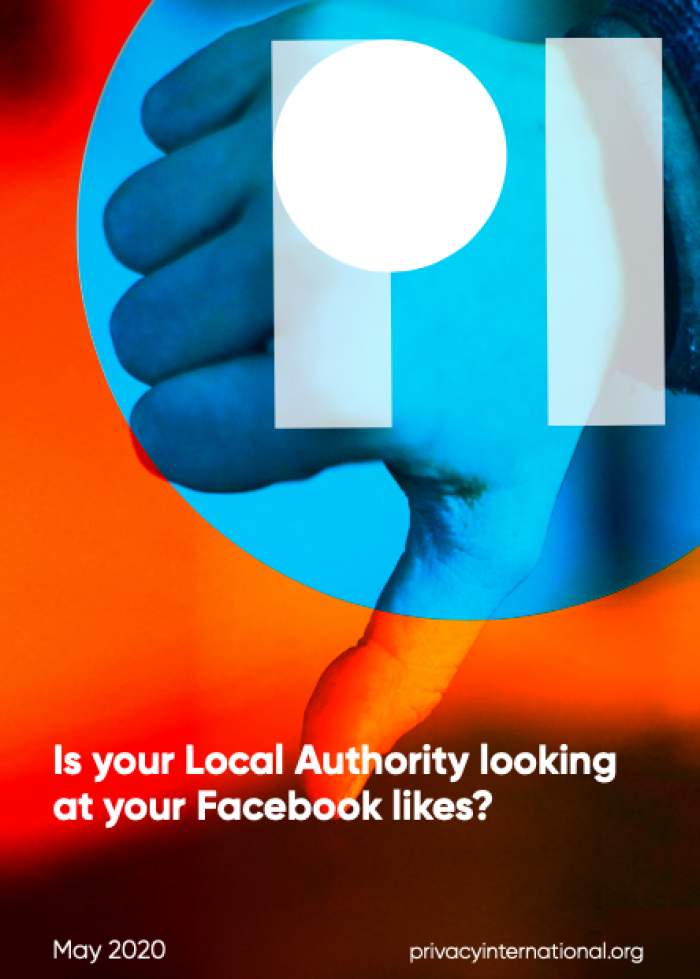Is your Local Authority Looking at your Facebook Likes?