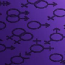 gender symbols graphic