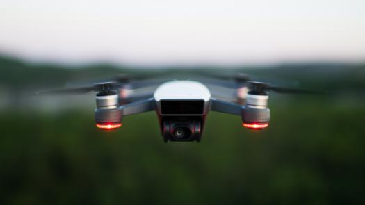 Picture of drone