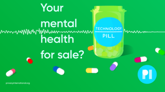Your mental health for sale?