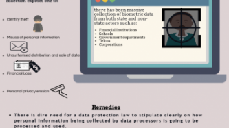 Infographic on biometrics
