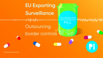 EU Exporting Surveillance: Outsourcing border controls