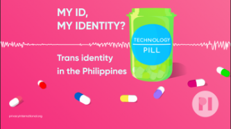My ID, my identity? Trans identity in the Philippines